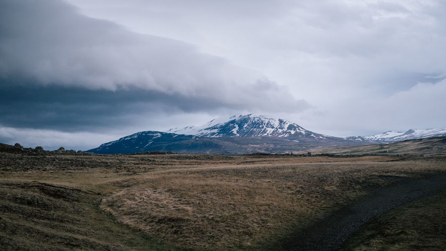 iceland Roadtrip Nature Photography Blue Cloud - Sky Clouds And Sky Landscape Mountain Nature_collection Outdoor Photography Outdoors