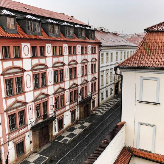 Streets Of Prague Czech Architecture Czech Street Building Exterior No People City Views