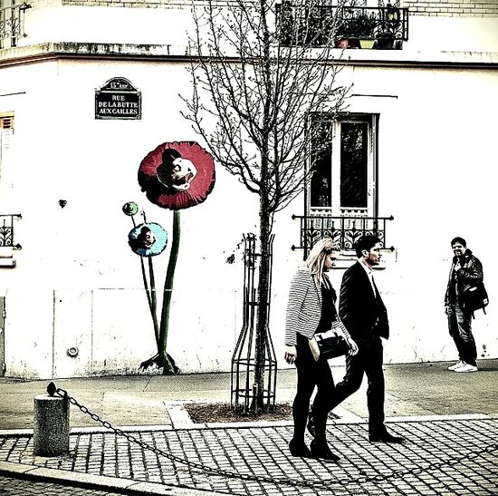 Streetphotography Streetphoto_color Street Art Street Streetart Street Life FujiFilm X20 Paris, France  La Butte Aux Cailles