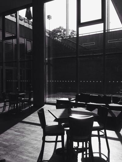 Blackandwhite Interior Light And Shadow I ❤ BERLIN