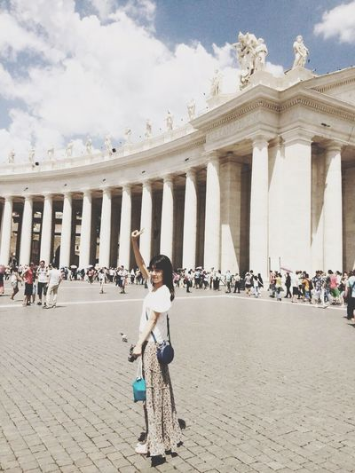 Vatican Italy Traveling The Places I've Been Today