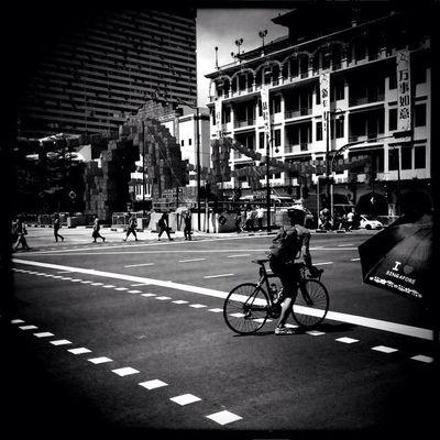 Blackandwhite Streetphotography Myworldofppl