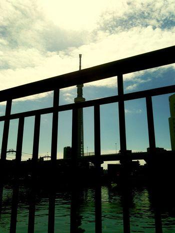 Sky Http// Www.eyeem.com/a/10359833 Violet By Motorola Tokyo Sky Tree