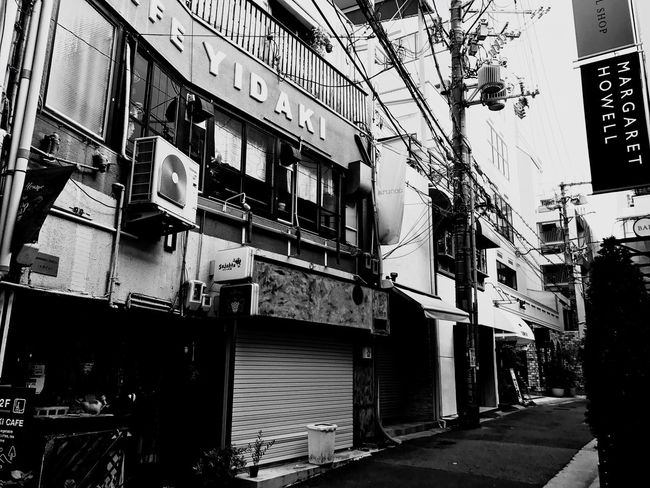 Back street Street Portrait Blackandwhite Street Streetphotography Architecture