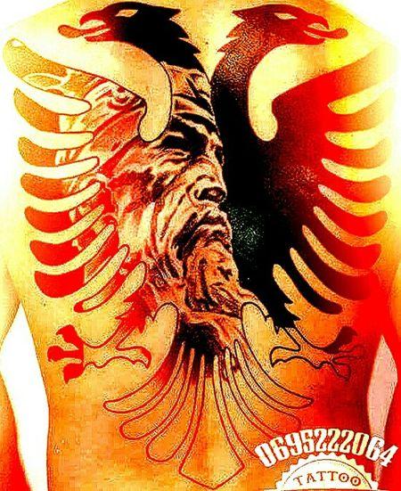 Albania Heroes Skenderbeu