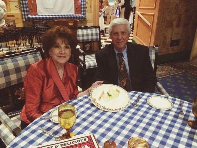 Happy 50th anniversary Grandma and Papa ❤️