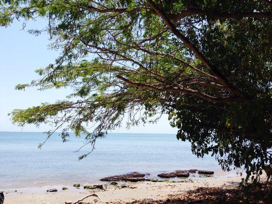 Enjoying The Sun Sea Relaxing