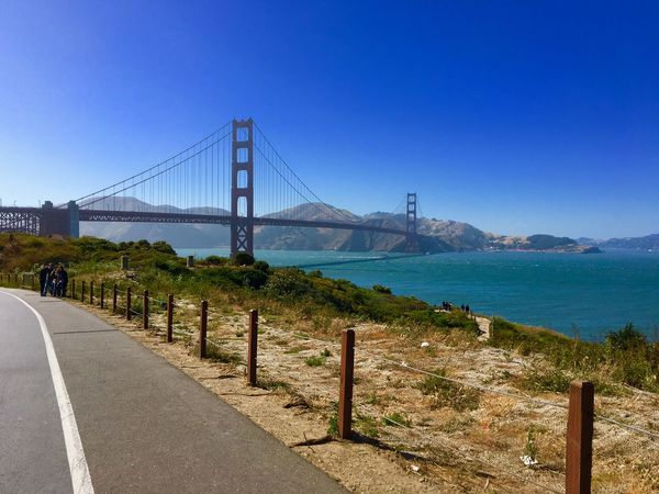 Golden gate bridge San Francisco California First Eyeem Photo