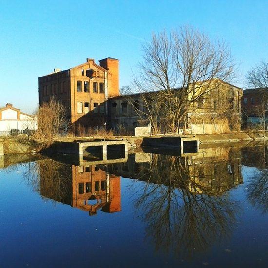 Abandoned Places Factory Bielnik Żyrardów mobilnytydzien