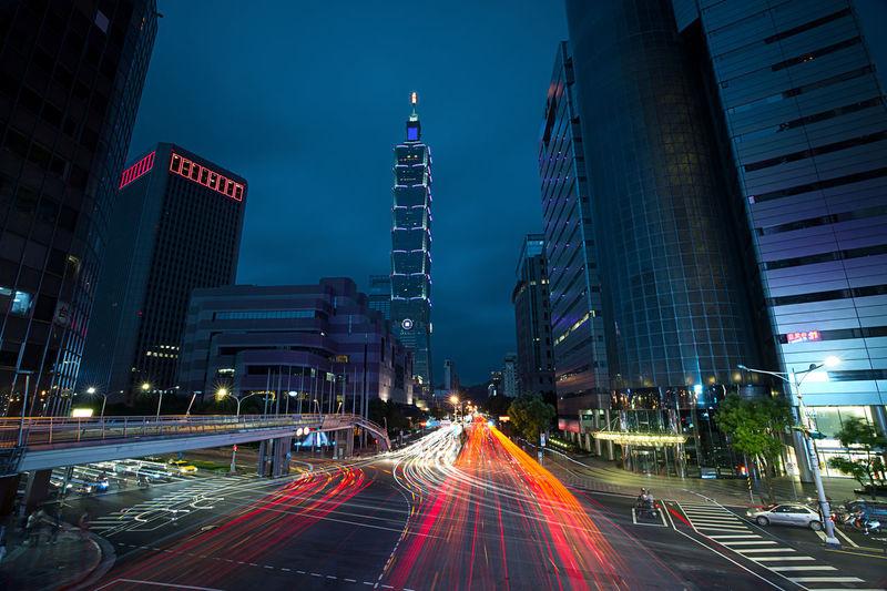 Taipei 101 At