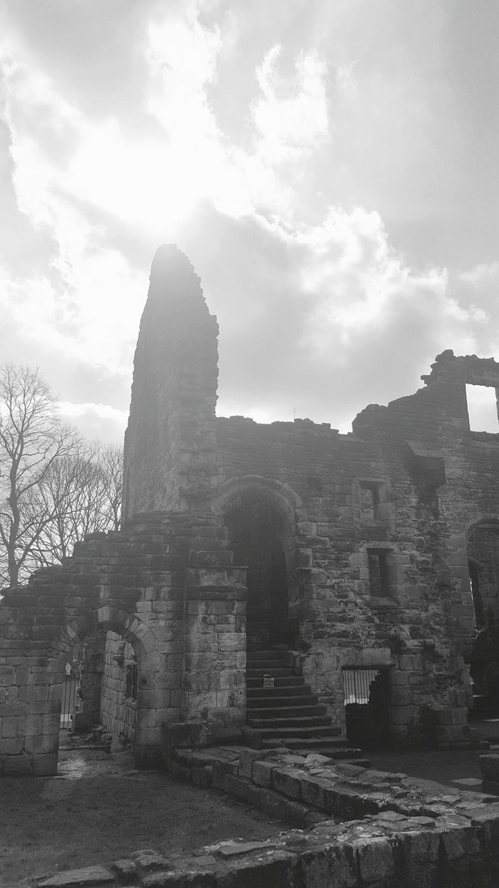 old ruin, history, architecture, the past, sky, ancient, ancient civilization, abandoned, built structure, no people, travel destinations, day, outdoors