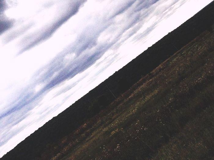 Sky Landscape Field Nature Cloud Outdoors First Eyeem Photo