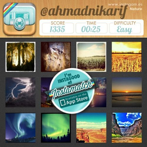 I'm Instagood at InstaMatch the Instagram game! [iTunes] http://bit.ly/instamatch