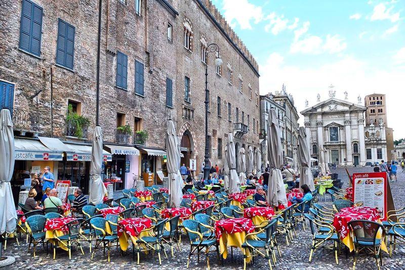 Mantova - Italy Italy Italia Mantova City Urban Architecture Urbanphotography Colorful