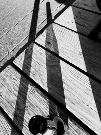 Day No People Shadow