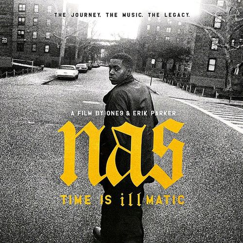 The Documentary Film. Nas Illmatic Comingsoon October