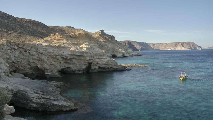 Acantilados Rodalquilar Beauty In Nature Cabo De Gata Diving Nature Parque Natural
