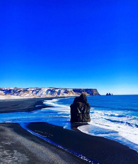 Iceland + Black