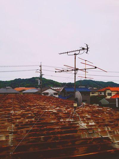 Japan 錆 Rust