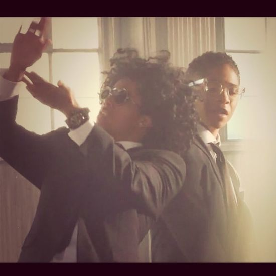 Why Roc Lookin At Me Like That? ;1Prince