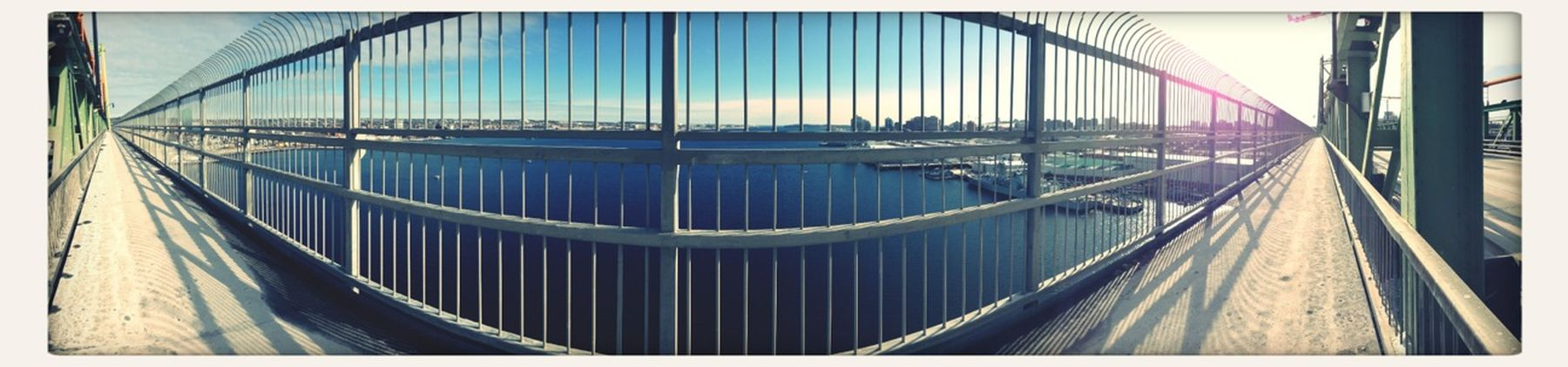 iPhone pano from the bridge.