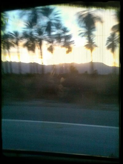 Blurry just like a dream... Hello World Dreams On The Road WantToFadeAway