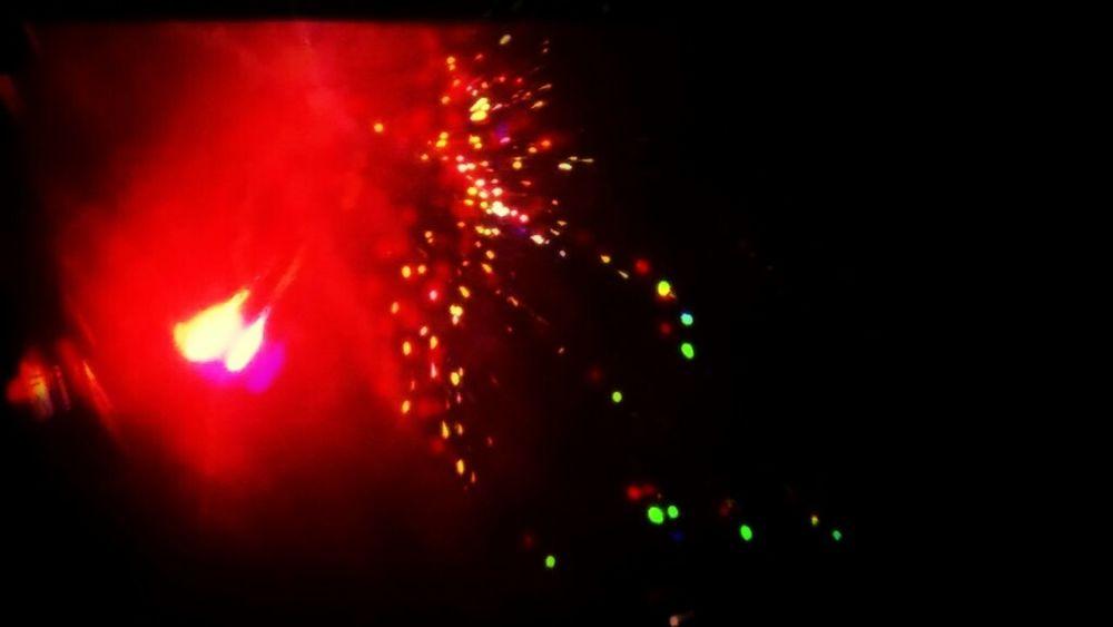 Fireworks Colors Lights