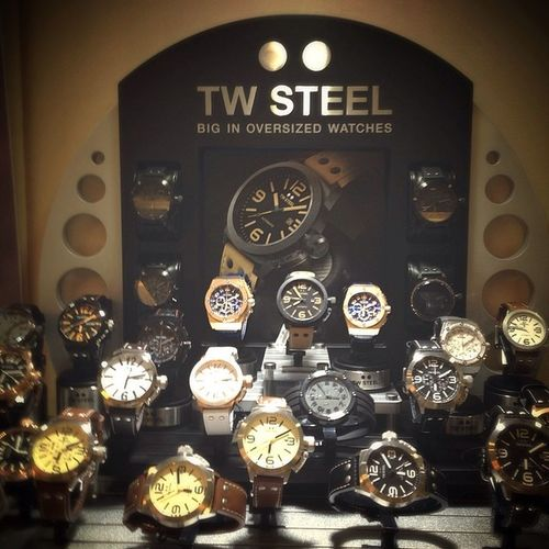 Just Landed Antoine Saliba World of Jewelry proudly presents the latest addition to its wide collection of watches #TW_Steel #Watches. #Oversized #Watch #Fashion #Trendy #Stylish & #Unique #Timepiece for #Male & #Female #TW_Steel #Watches are now available online at http://www.antoinesaliba.com/link.php?id=697 #Biggest #Online #Jewelry #Store