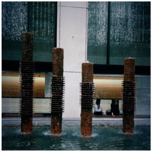 Fountain Inthecity