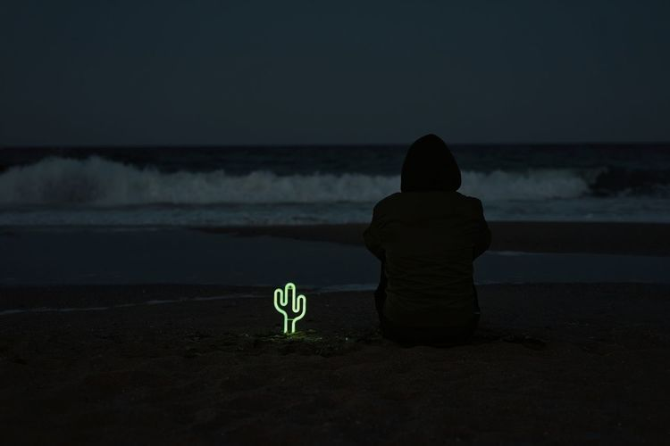 Dark Night Nightphotography Nature People Neon Illuminated Cactus One Person Minimalism Minimal Beach Full Length Rear View Sky Horizon Over Water Shore Wave Silhouette Sand Coast Summer Exploratorium Visual Creativity Focus On The Story #FREIHEITBERLIN Creative Space The Still Life Photographer - 2018 EyeEm Awards The Great Outdoors - 2018 EyeEm Awards The Traveler - 2018 EyeEm Awards The Creative - 2018 EyeEm Awards HUAWEI Photo Award: After Dark A New Beginning A New Perspective On Life Capture Tomorrow Moments Of Happiness 2018 In One Photograph Humanity Meets Technology