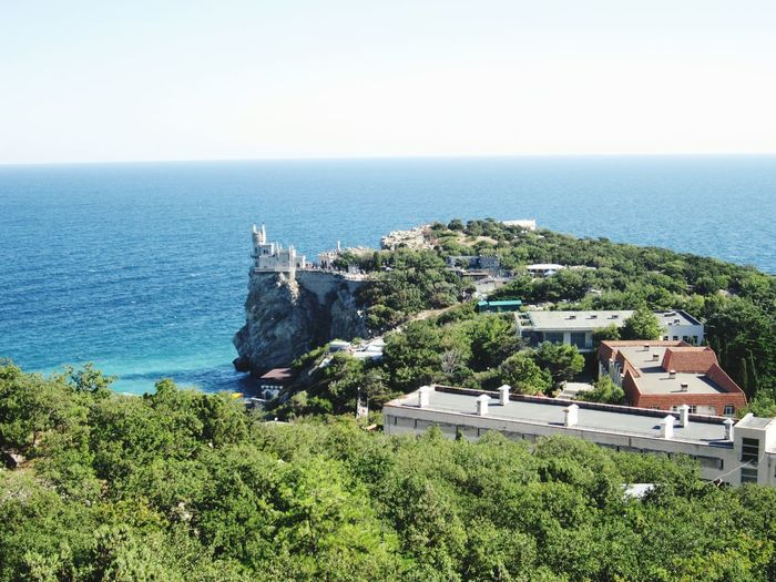 Shallow's Nest Yalta Crimea Russia Nature Blacksea Journey