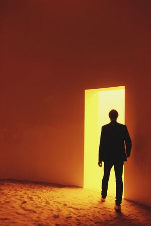 TheWeekOnEyeEM Olafur Eliasson Moderna Museet Art Yellow Light Showcase: November