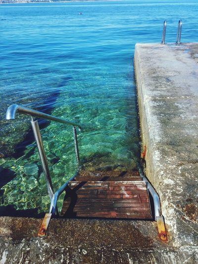 Slovenia Piran Sea Vacation LG G4 Relaxing