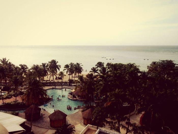 Vista desde la ventana del Hotel San Juan First Eyeem Photo