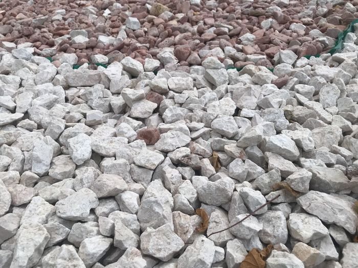 Full frame shot of stones