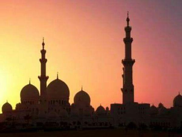 Ramzan Long Shot Mosque