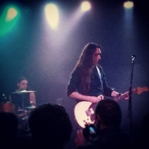 Alcest live at le Korigan Luynes with @nonohate. Awesome show! TheFauns Hexvessel