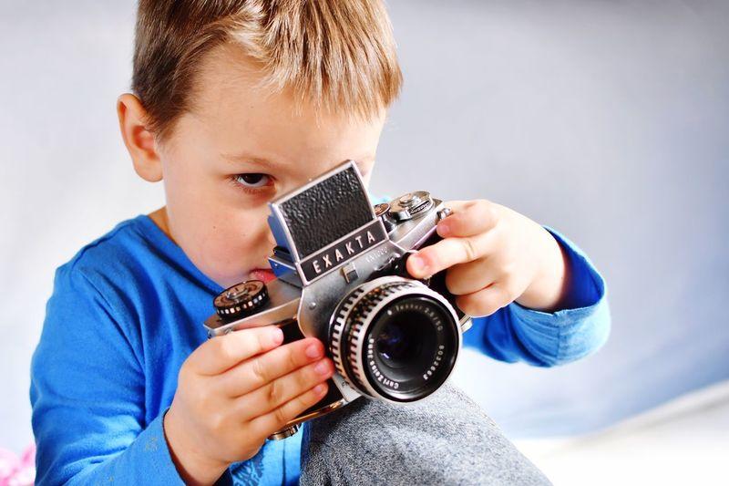 Fotograf Child