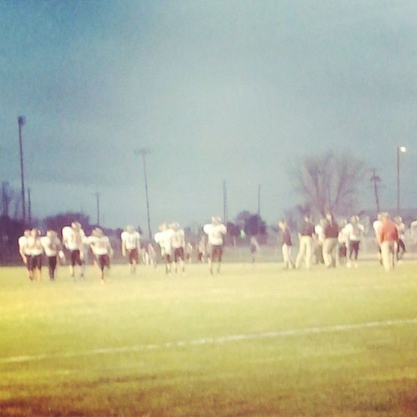 My boys of fall<3 Football Playoffs Boysoffall