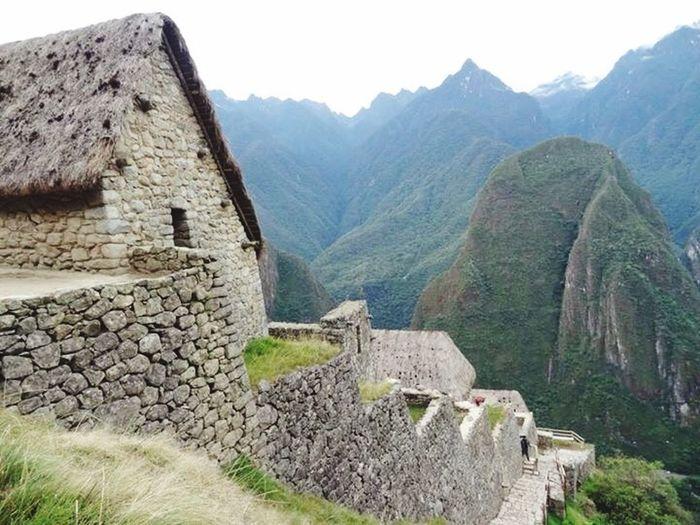 En las alturas ☁️ Machu Picchu Peru Travel Trip