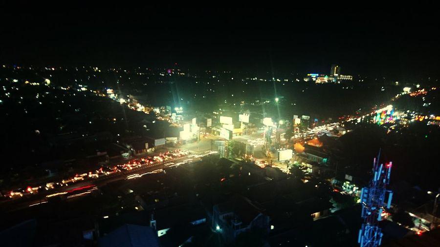 Crowded the Night Yogyakarta, Indonesia Indoluxehoteljogjakarta Night View Cities At Night