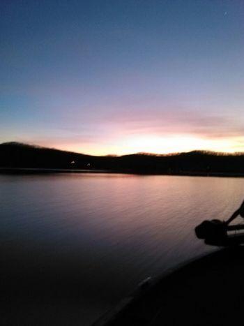Relaxing Enjoying Life Nature Fishing