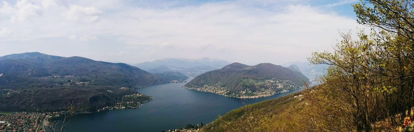 Mountain Lake Landscape Beautifulnature Sunlight ☀