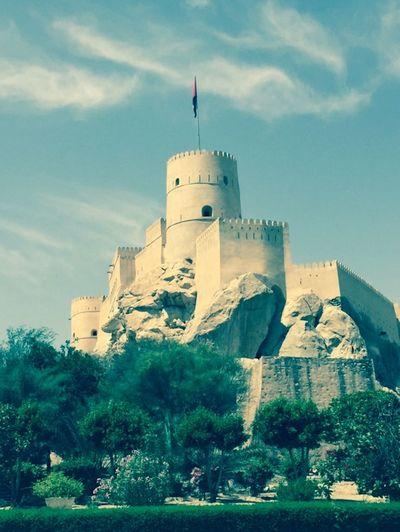 Oman Fort Oman