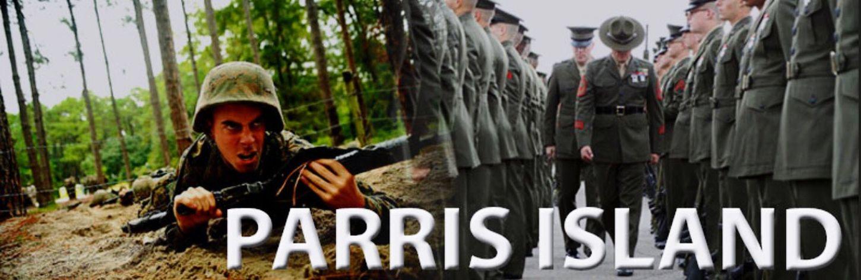 Today's Parris Islands 100th birthday. USA Us Military USMC Parris Island 1 Century 100happydays
