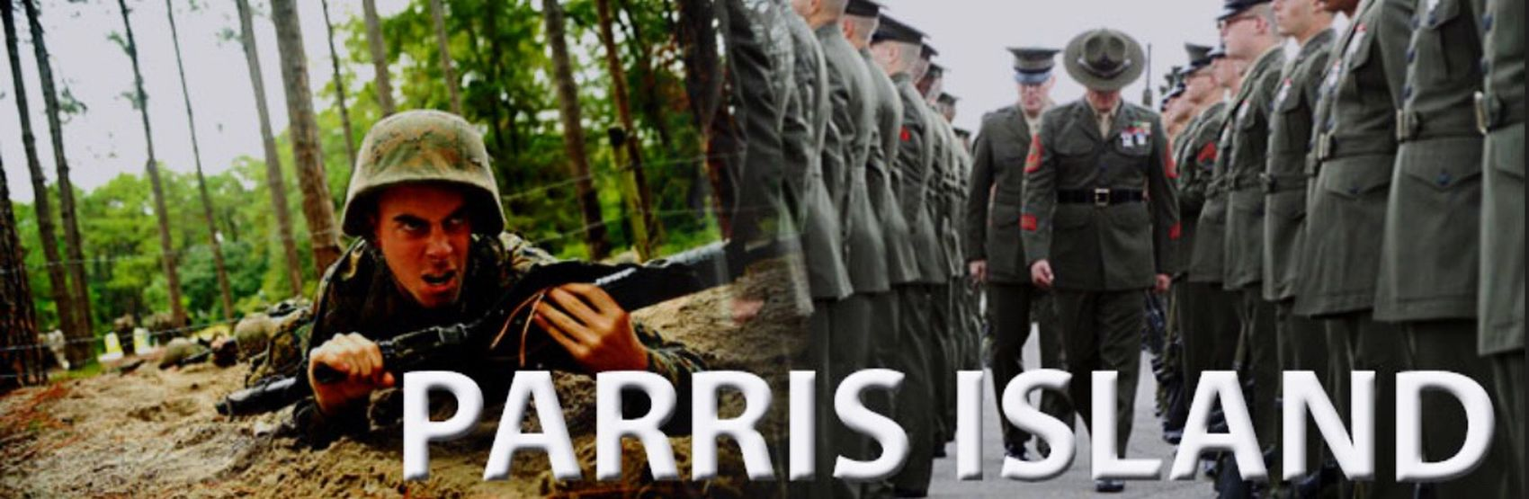 Today's Parris Islands 100th birthday. USA Us Military USMC Parris Island 1 Century 100happydays