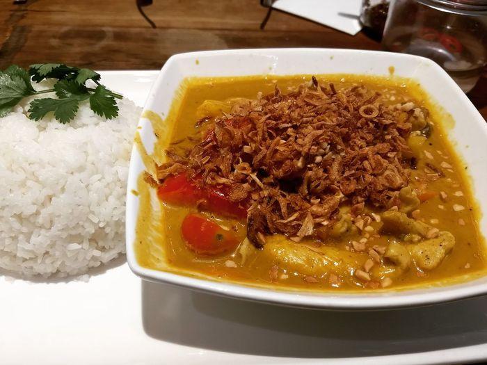 best thai curry