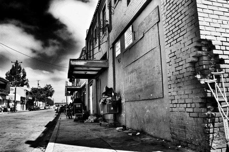 Salinas chinatown Building Exterior Architecture Outdoors Sky Day