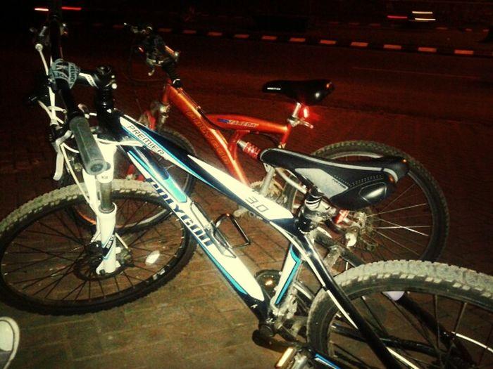 Bike Taking Photos
