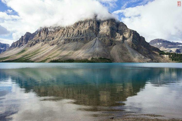 Bow Lake Water